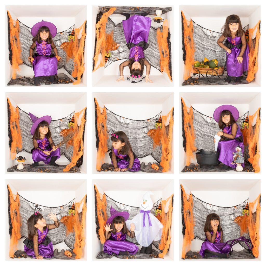 Halloween-séance-photo-studio souvenirs de tendresse-Chateaubourg