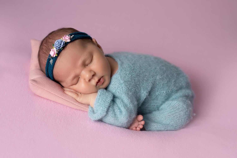 bébé-posing-photographe studio-Etrelles-Vitré-Renne