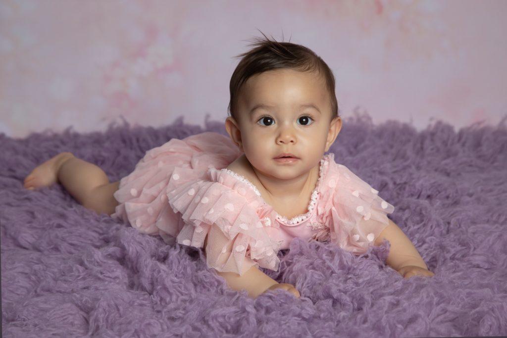 Bébé-7mois-enfants-Studio photographe TatianaBrisson