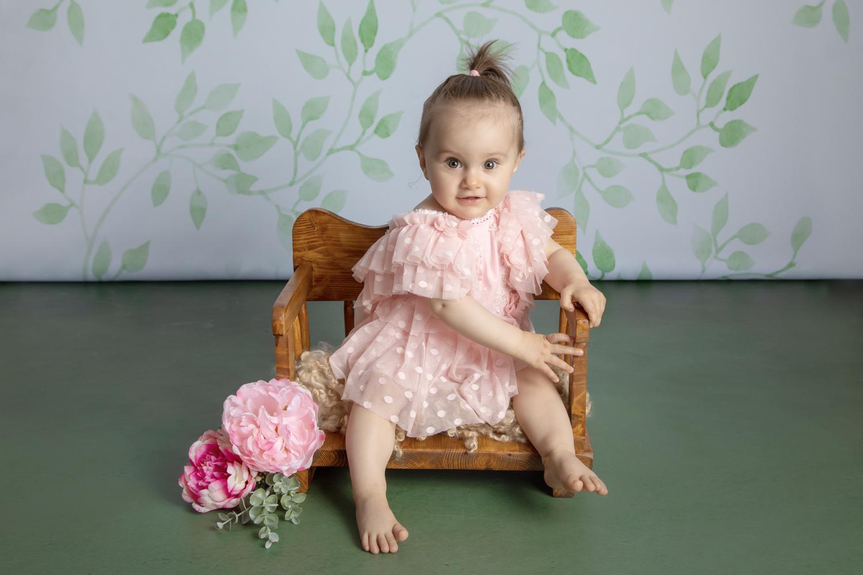 Sourire-bébé-séance photo-Etrelles-Vitré