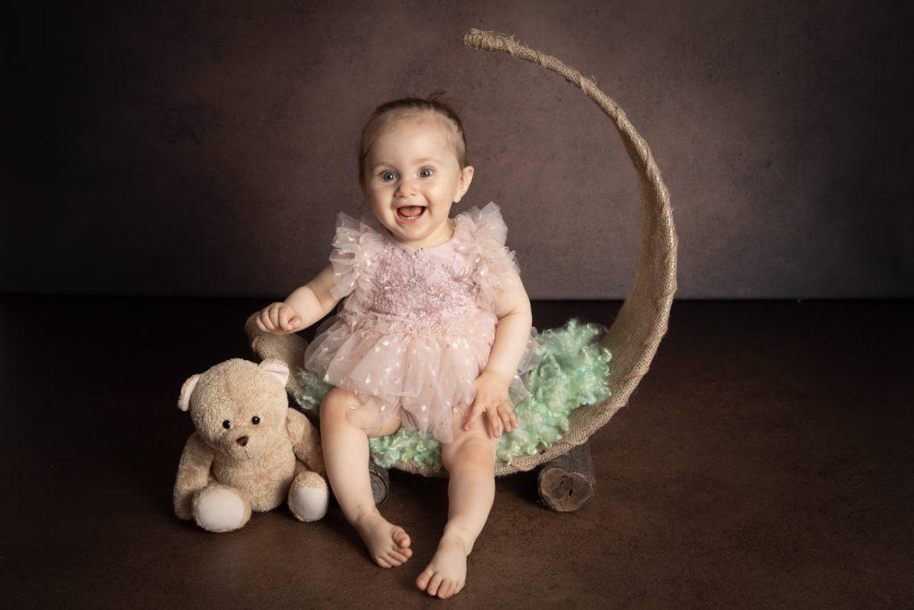Sourire-bébé-séance photo-Etrelles-Vitrés