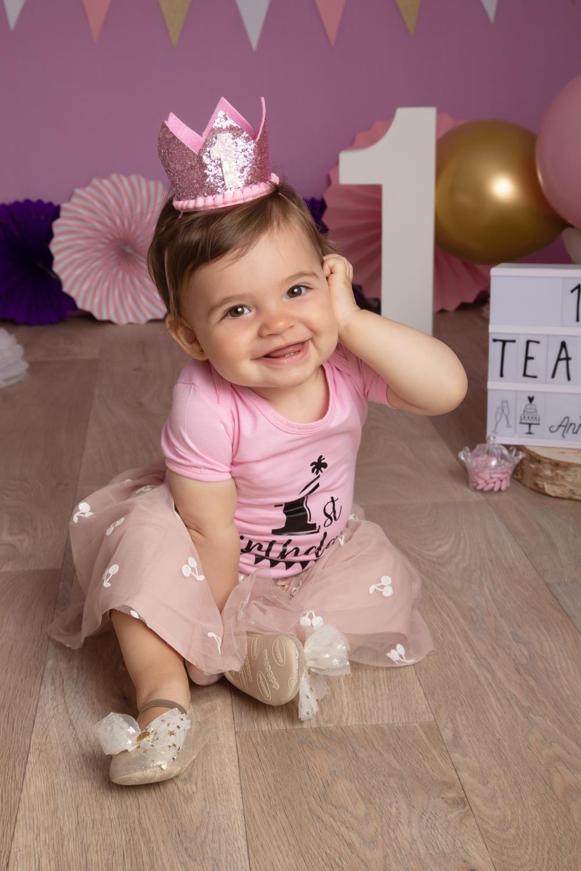 photographe bébé-Anniversaire-Souvenirs de tendresse
