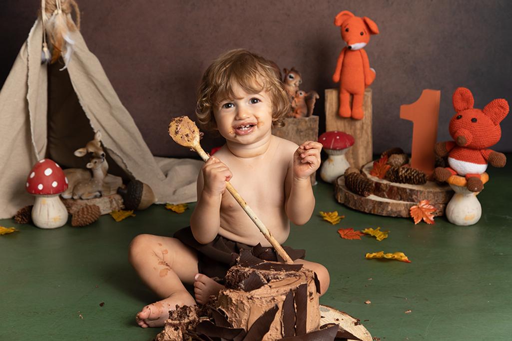 Smash-the-cake 1an-Cesson-Sévigné-photographe en studio.