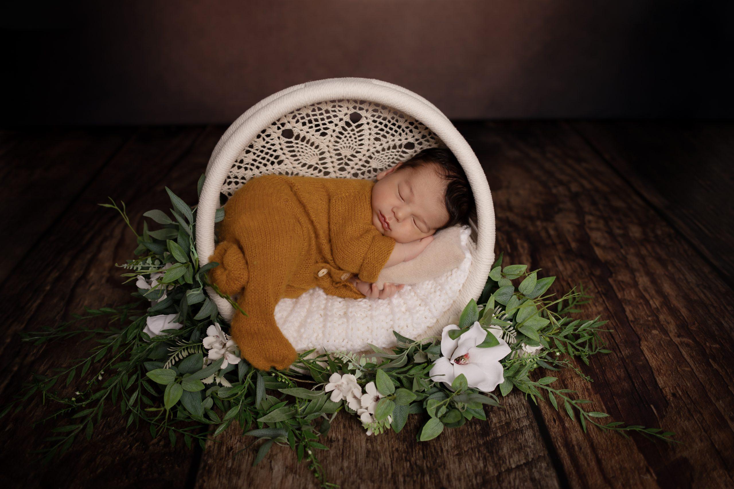 Nouveau-né- Tatiana Brisson-Photographe-Etrelles-Vitré