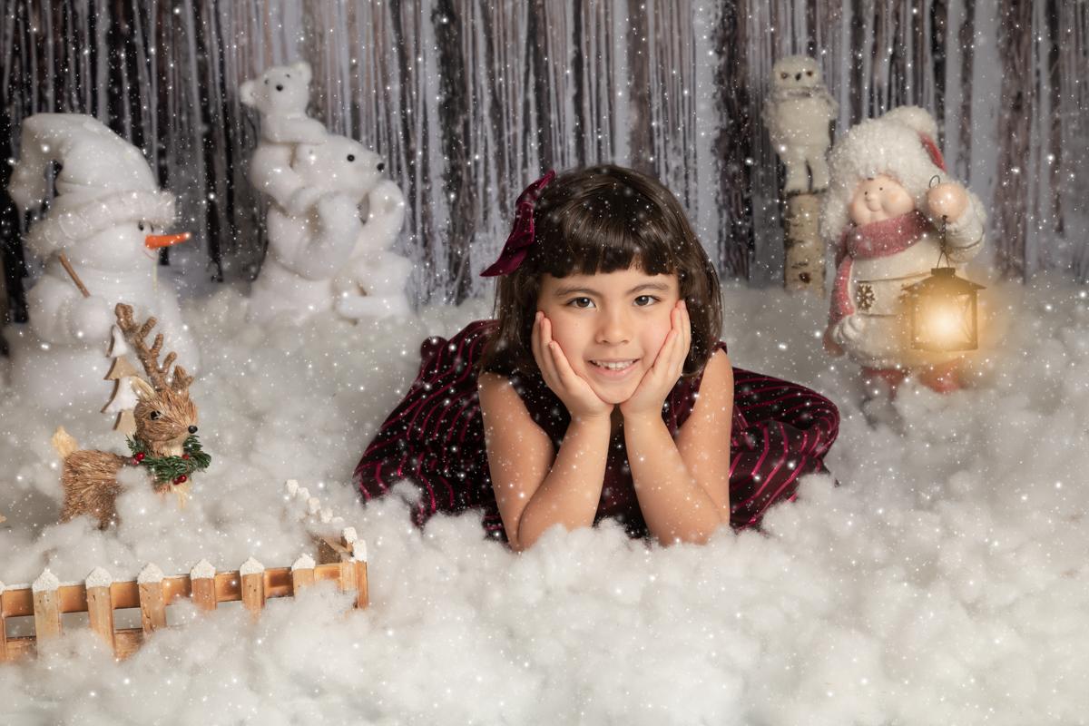 photographe-studio-hiver-enfants-Ile et vilaine