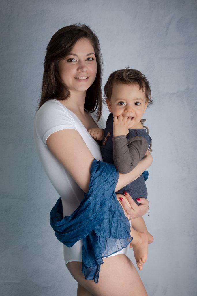 bebe-maman-photographe studio-Rennes
