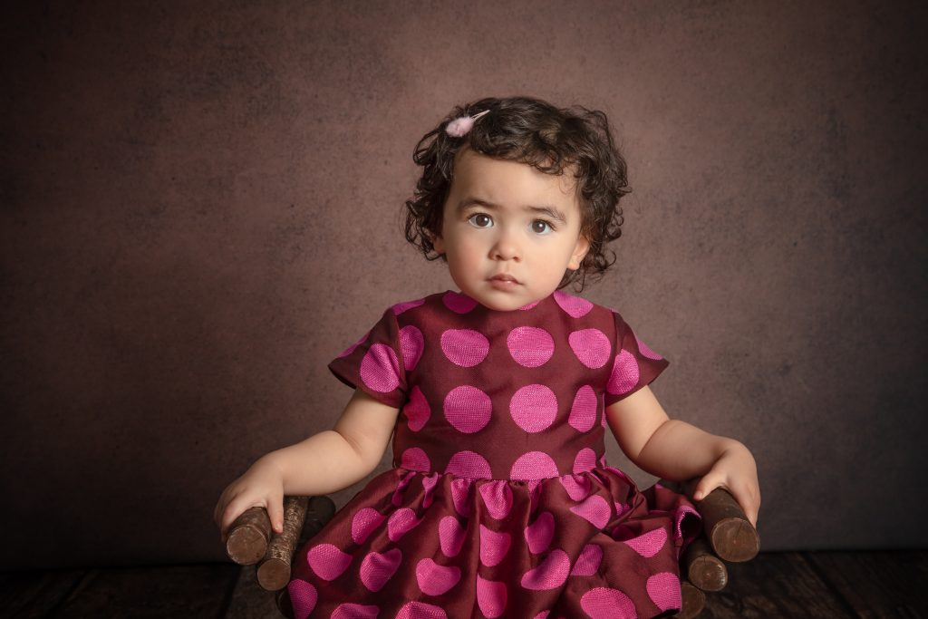 Tatiana Brisson, fillette-photo-studio photographe-Etrelles