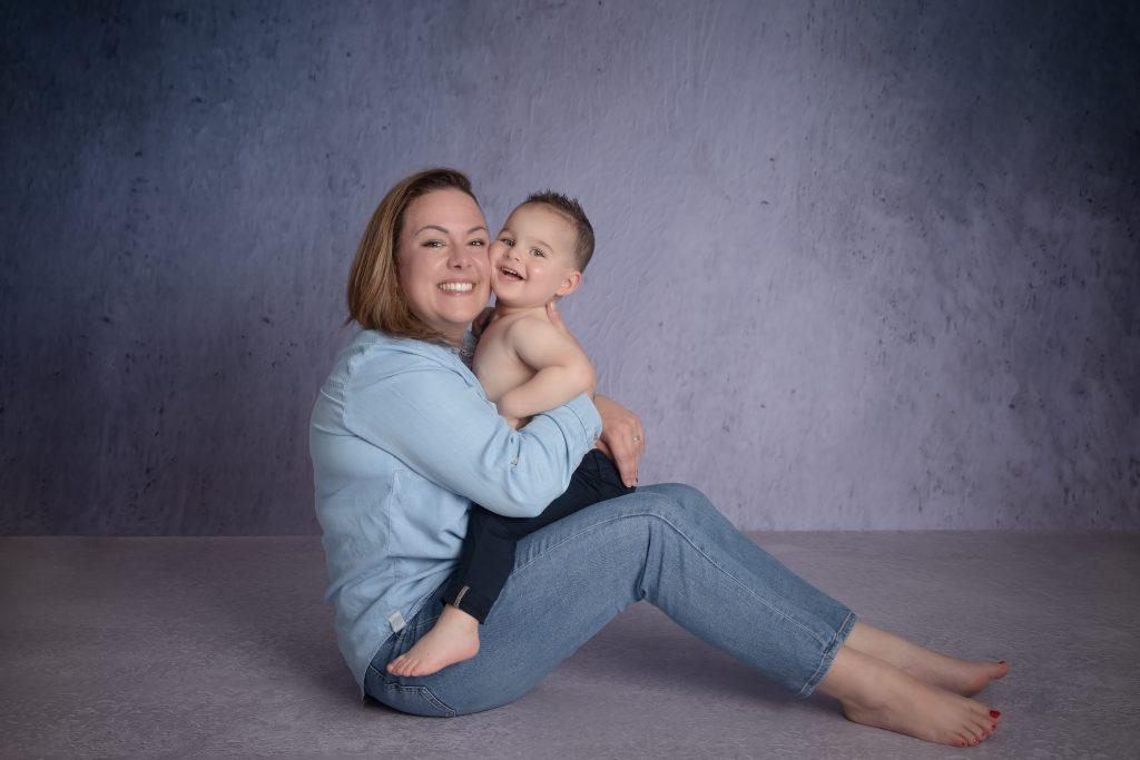Photo Maman et bébé