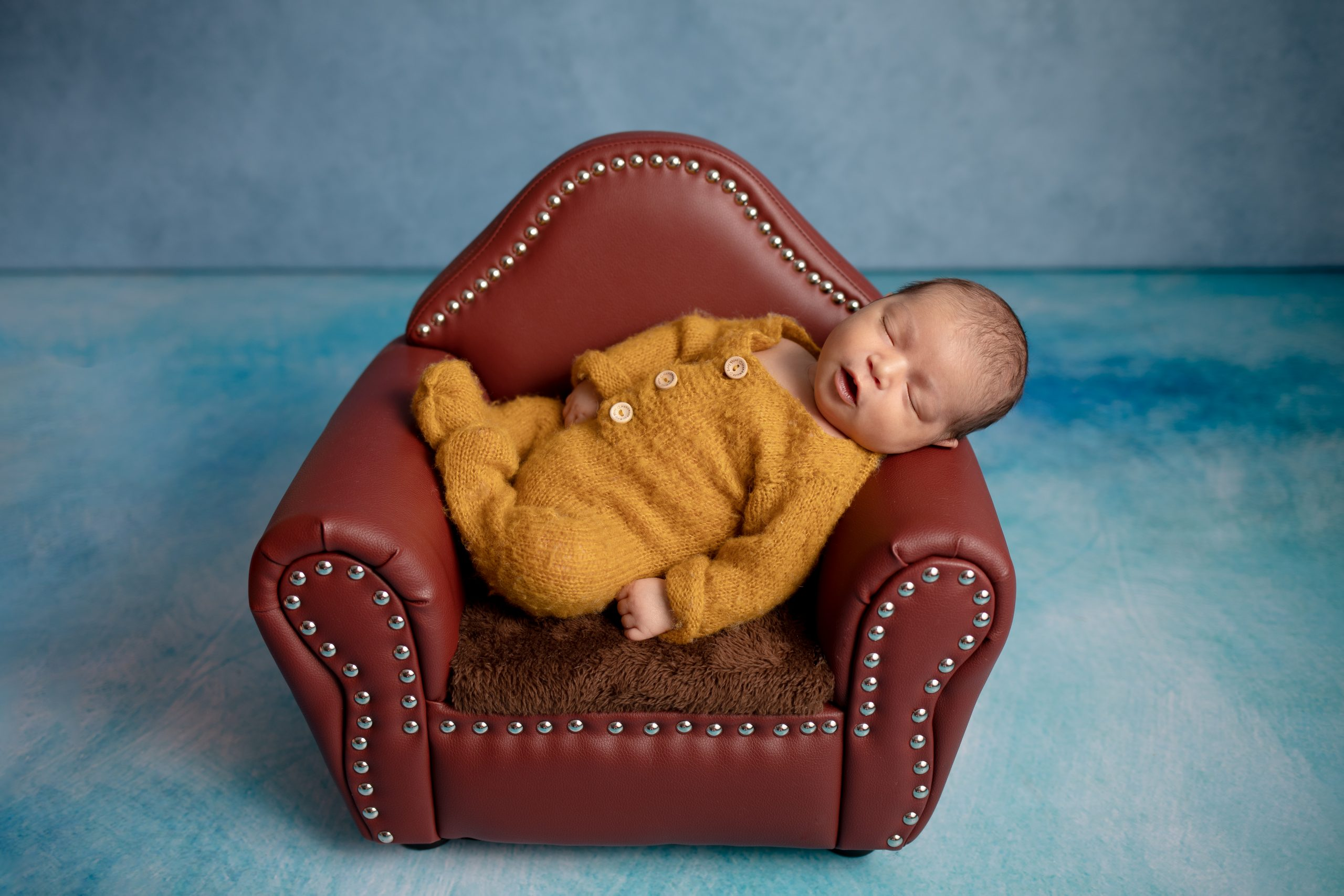 Newborn picture-Etrelles-Vitré