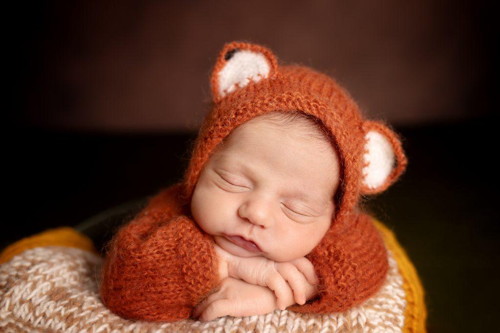 photographe Rennes nouveau-né bébé